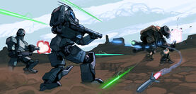 Battle Tech 2 by SC4V3NG3R