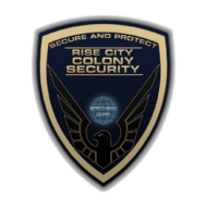 Colony security patch rise city