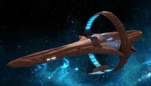 Drevii Warp Ship