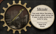 Mimics of Steamport City Silksnake