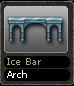 Ice Bar Arch