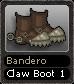Bandero Claw Boot 1