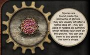 Skystone 101 Spores
