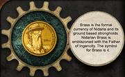 Skystone 101 Brass