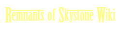 Remnants of Skystone Wiki