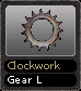 Clockwork Gear L
