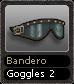 Bandero Goggles 2