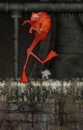Enraged Stiltskin Runner