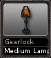 Gearlock Medium Lamp