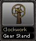 Clockwork Gear Stand