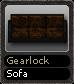 Gearlock Sofa