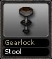 Gearlock Stool