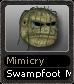 Mimicry Swampfoot Mask