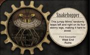 Mimics of Steamport City Snakehopper