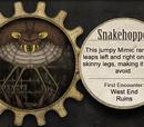 Enraged Snakehopper