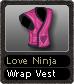 Love Ninja Wrap Vest