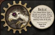 Mimics of Steamport City Rockrat