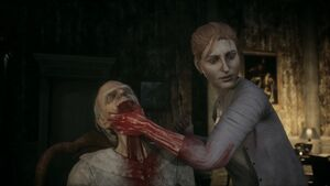 Gloria tortures richard