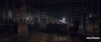 Remothered tormented fathers studio concept by chris darril-db9c9pd