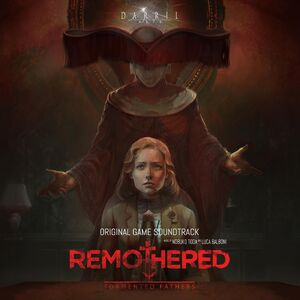 Remothered ost (amazon)