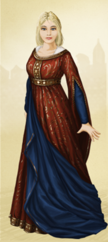 Imperial outfit f