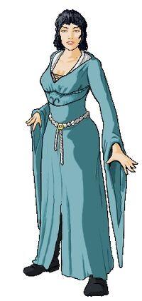 Grizelda Gown