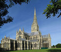 250px-Salisbury Cathedral