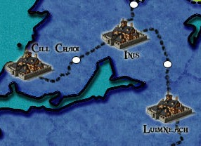 Cill Chaoi Map
