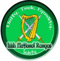 Irish National Rangers logo 3b