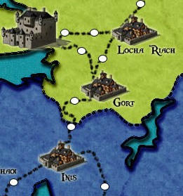 An Gort Map
