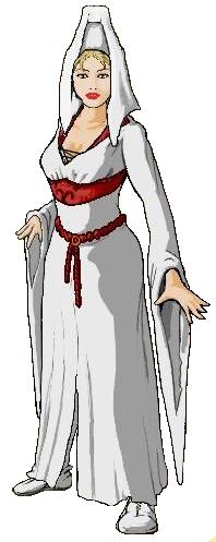 Ledge Gown