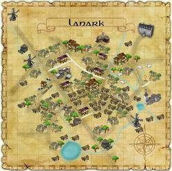 Lanarktownmap