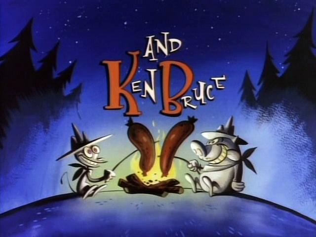 The Ren and Stimpy Show S2 E15 - The Great Outdoors