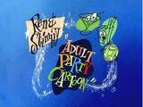 "Ren & Stimpy ""Adult Party Cartoon"""