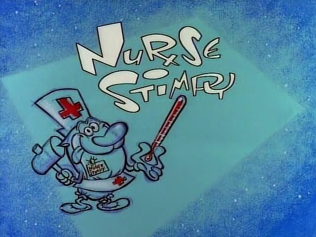 The Ren and Stimpy Show S1 E05 - Nurse Stimpy