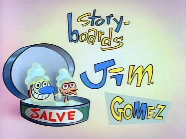 The Ren and Stimpy Show S3 E01 - To Salve and Not to Salve
