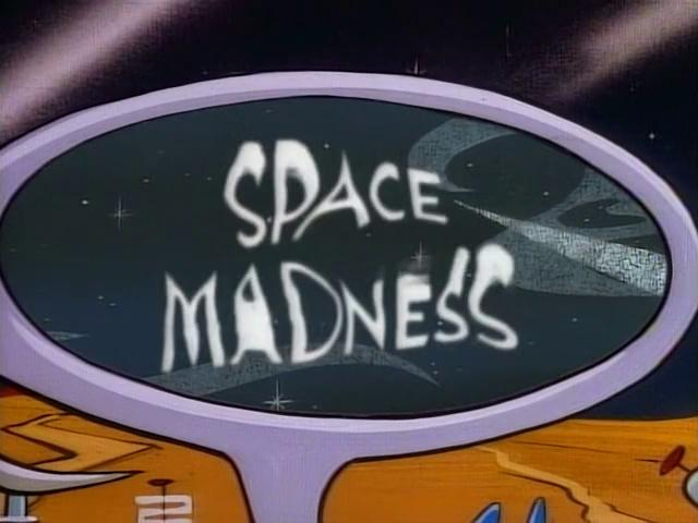 The Ren and Stimpy Show S1 E06 - Space Madness