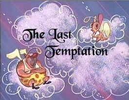 The Last Temptation