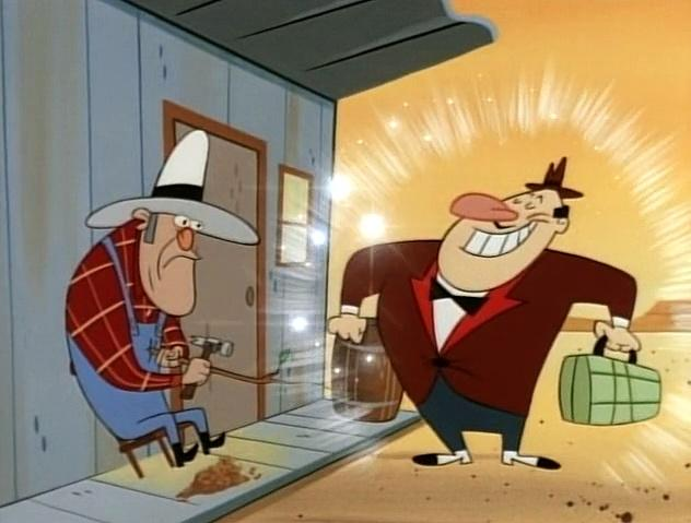 The Ren and Stimpy Show S5 E04 - Feud for Sale