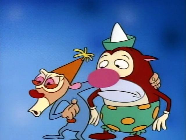 The Ren and Stimpy Show S3 E03 - Circus Midgets