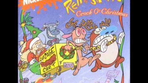 """Cat Hairballs"" from Ren & Stimpy's Crock O' Christmas"