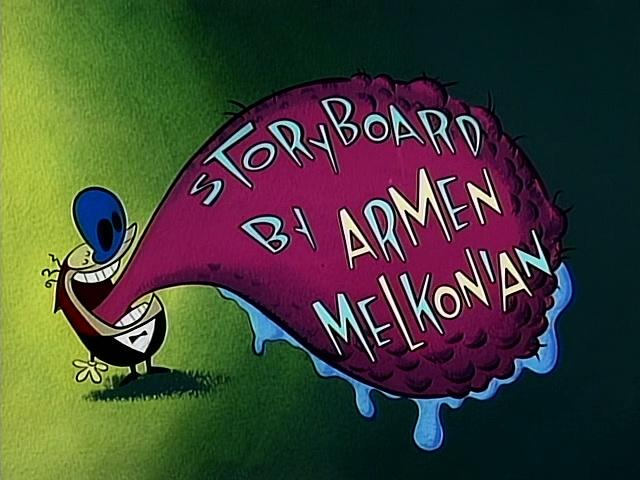 The Ren and Stimpy Show S5 E14 - Dinner Party