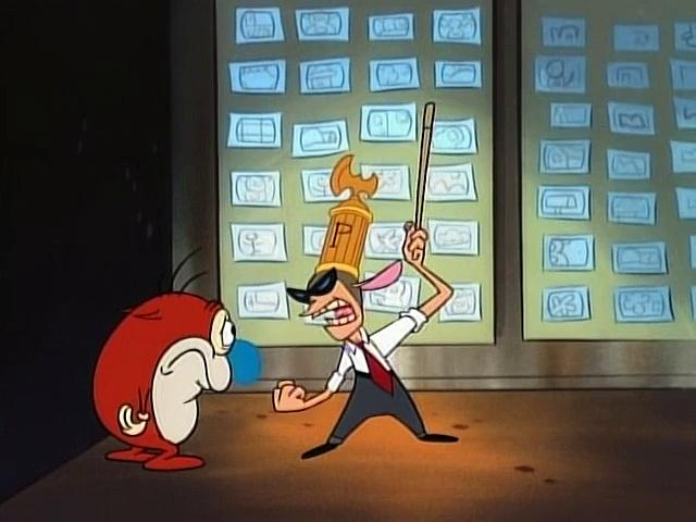 The Ren and Stimpy Show S3 E07 - Stimpy's Cartoon Show