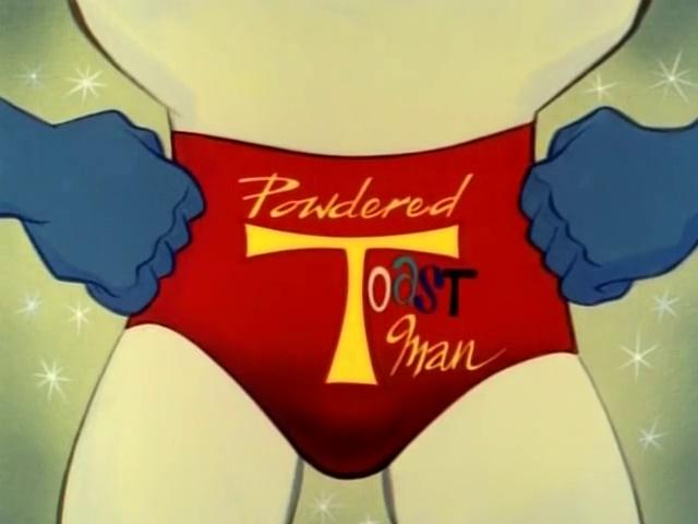 The Ren and Stimpy Show S2 E02 - Powdered Toast Man