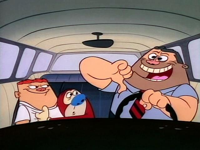 The Ren and Stimpy Show S3 E04 - No Pants Today