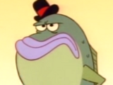 Albert the Foul-Mouth Bass