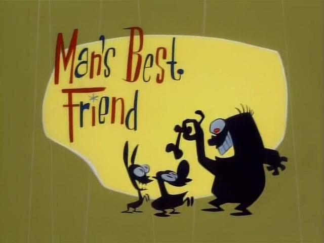 The Ren and Stimpy Show S2 E04 - Man's Best Friend (The 'Banned' Episode)