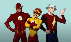 Familia de Flashs