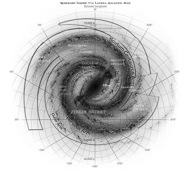 RL Galactic Map 2012