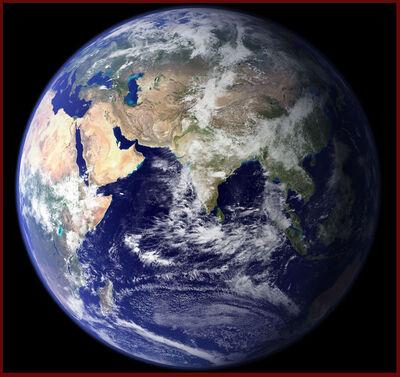 Terra - Cradle of humanity